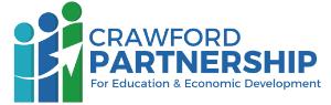 Crawford Partnership for Education & Economic Development Logo
